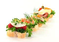 Catering in Hamburg - Canapés