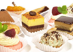 Catering in Hamburg - Petits Fours